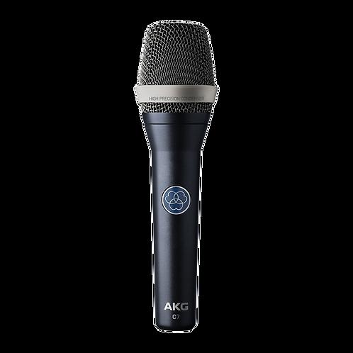 AKG Handheld condenser microphone