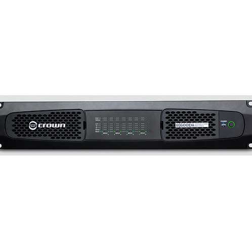 Crown DCi 8|300DA 8-Channel Power Amplifier