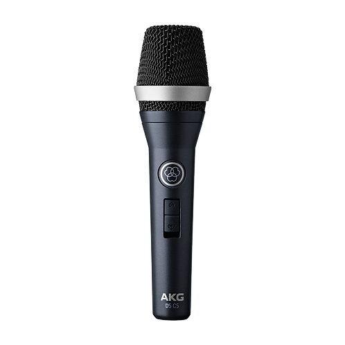 AKG D5C with on/off switch