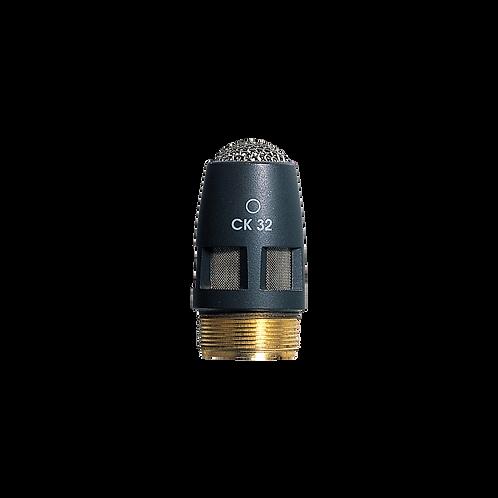 AKG Screw-on omni directional microphone capsule module