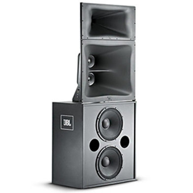 JBL Three-Way Biamplified or Triamplified (T) ScreenArray Loudspeaker System