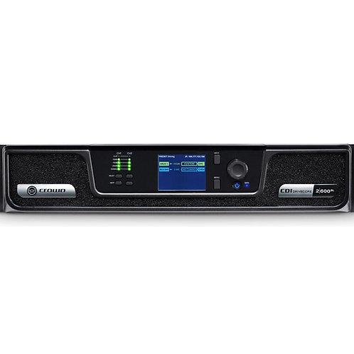 Crown CDi DriveCore 2 600BL | 2 Channel 600 Watt 4 Ohm Power Amplifier