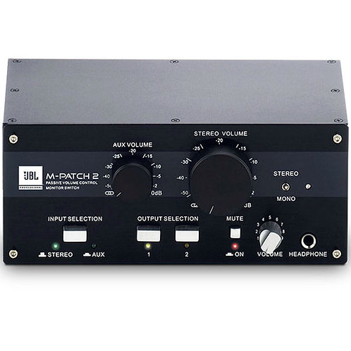 JBL Passive Stereo Controller and Switch Box