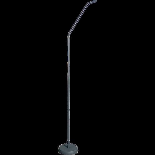 AKG Elegant floor stand, rugged all-metal gooseneck module