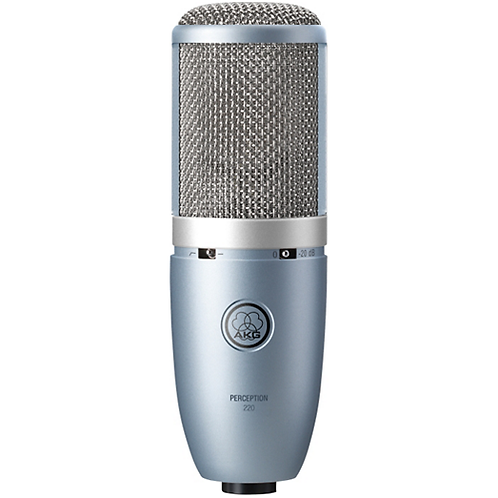 AKG Perception 220 Professional Studio Microphone