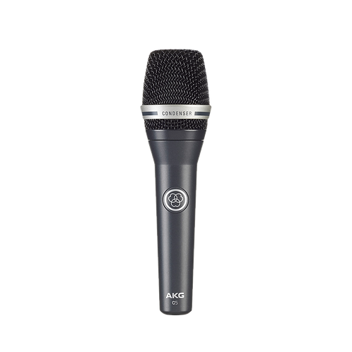 AKG Professional condenser mic for lead & backing vocals on stage.