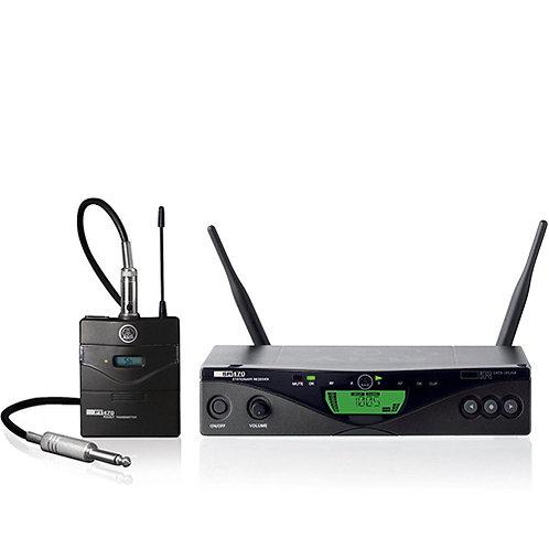 AKG Pro Audio WMS470 INSTR SET 50mW -Wireless Bodypack  System
