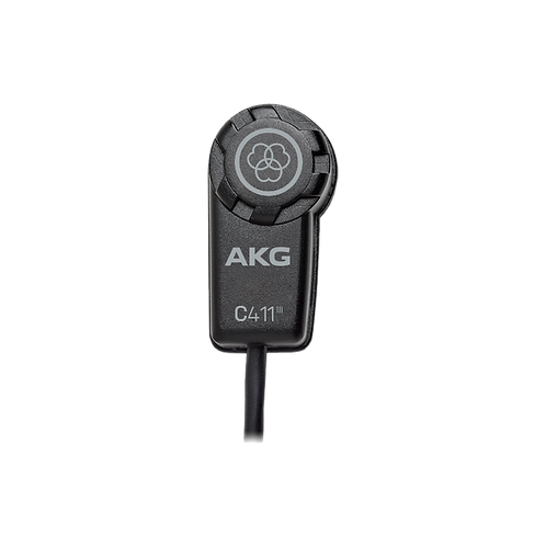 AKG For hardwire applications, with standard XLR connector