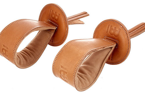 AA Meinl BR5 Leather Straps for Cymbals