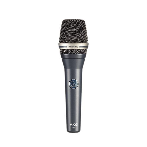 AKG Reference dynamic vocal microphone, highest audio performance