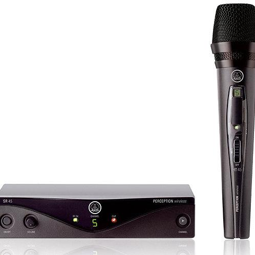 AKG Perception Wireless 45 Vocal Set BD B1 Wireless Microphone System