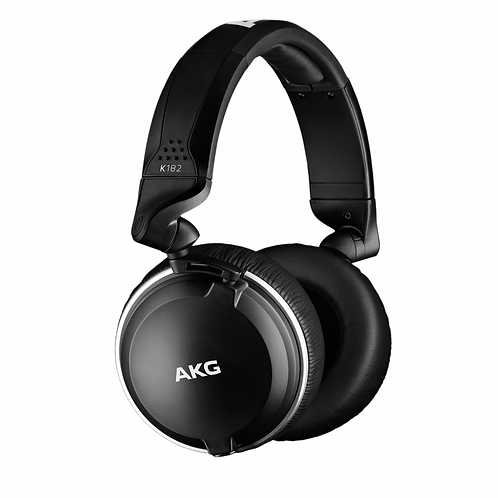 AKG Professional closed-back monitor headphones
