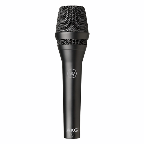 AKG P5i Handheld Supercardioid Dynamic Vocal Microphone
