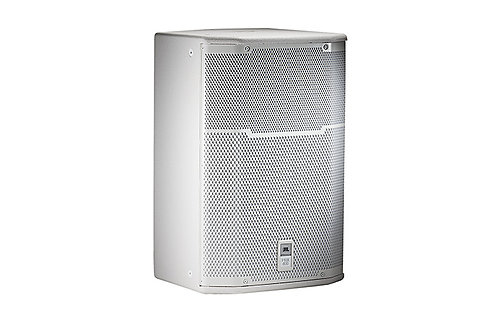 """JBL PRX415M-WH 15"""" Two-Way White Utility/Stage Monitor Loudspeaker System"""