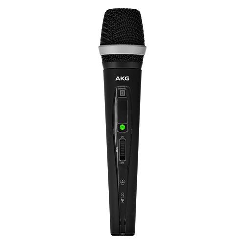 AKG HT420 Band K Professional wireless handheld transmitter