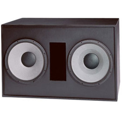 """JBL 4642A-GS 4 ohm, Dual 18"""" Bass Reflex Subwoofer System with Grille"""