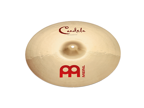 "AA MEINL 16"" Candela Percussion Crash"
