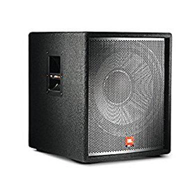 JBL JRX118S Single 18-Inch 350W Continuous, 1400W Peak Passive Sub Bass