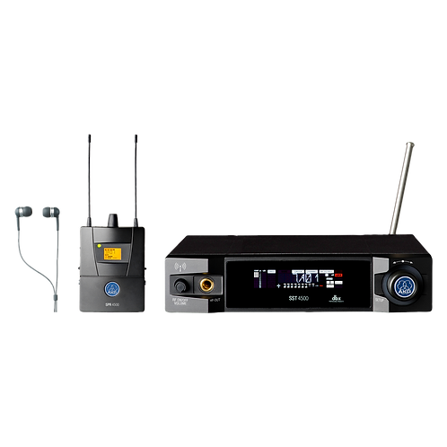 AKG In Ear Monitoring System with reference audio quality