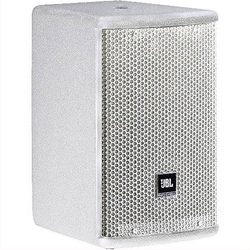 """JBL AC15 W 2-Way 5.25"""" Loudspeaker Pair (White)"""