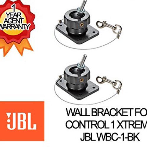 JBL WBC-1-BK WALL BRACKET FOR CONTROL 1 XTREME