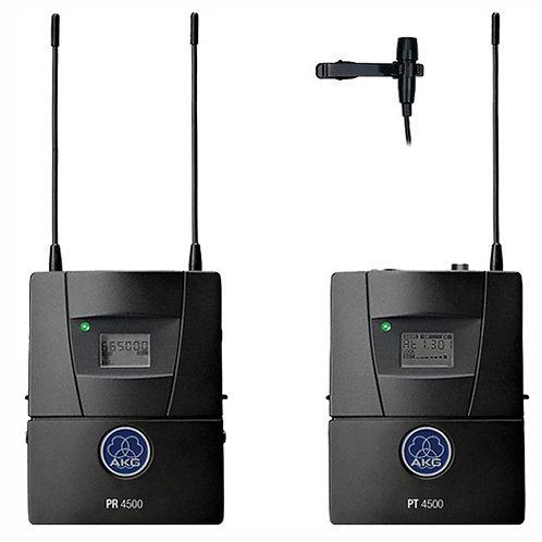 AKG PR4500 PT Set BD1 ENG Set/PT Wireless System (Band 4)