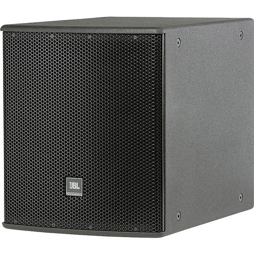JBL ASB6115-WRC Compact Single 15 Inch Installation Subwoofer