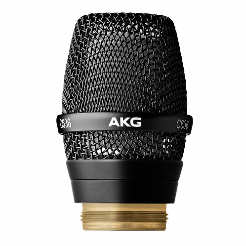 AKG Microphone head with C636 acoustic