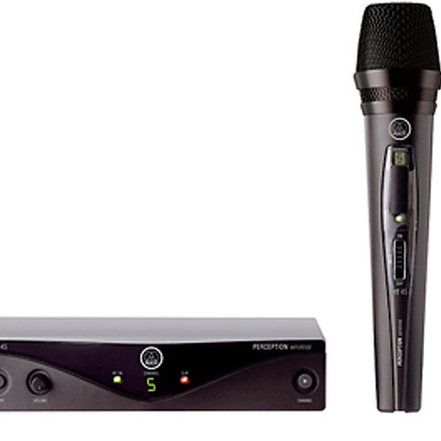 AKG HT45 BD C3 Handheld Wireless Microphone Transmitter