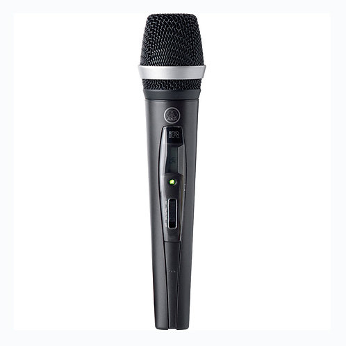 Wireless handheld transmitter, D5 microphone element, stand adapter