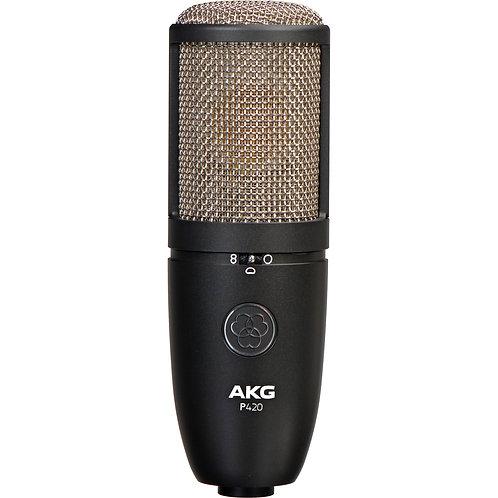 AKG Professional large-dual diaphragm true-