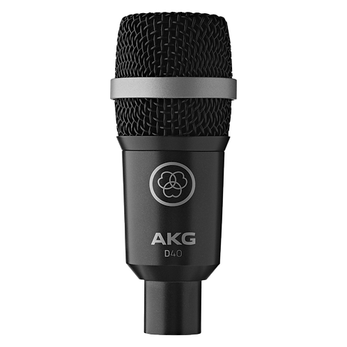 AKG Dynamic instrument microphone designed for drums and percussions