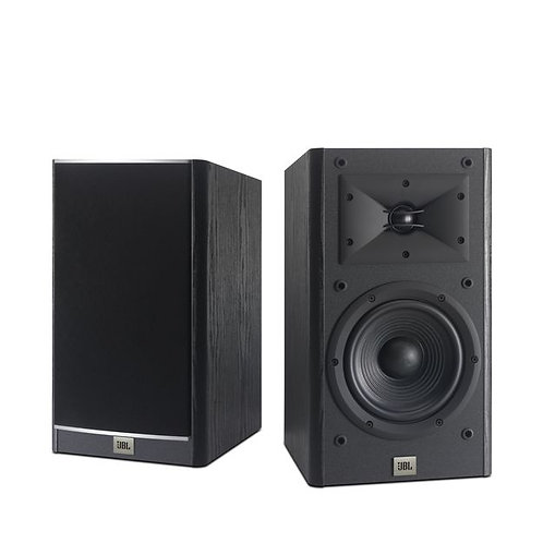 JBL Arena 130 Black 2-Way 7-Inch Bookshelf Loudspeakers (Black)