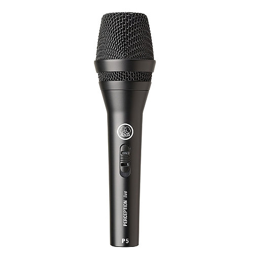 AKG P5 S High Performance Dynamic Vocal Miicrophone
