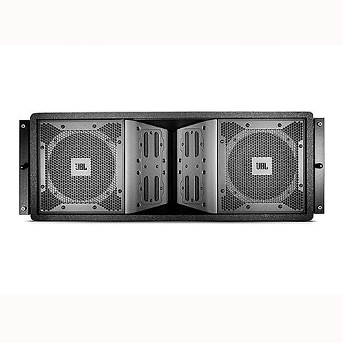 JBL Compact Powered Bi-Amplified Three-Way Line Array Element,