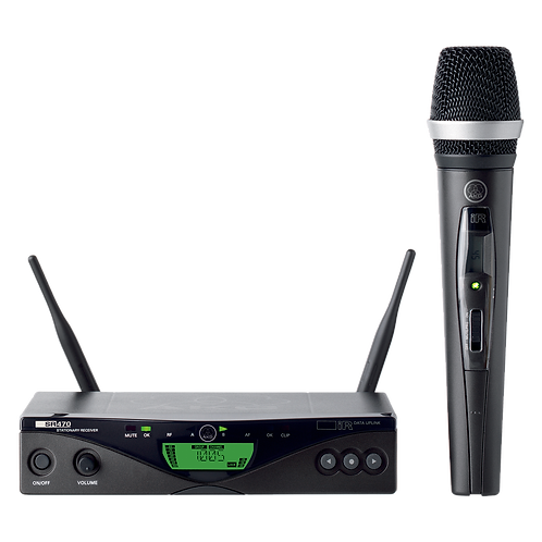 AKG Wireless handheld microphone systemelement