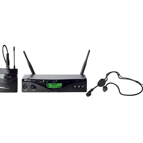 AKG WMS470 SPORTS SET BD8 50mW - Wireless Bodypack Microphone System