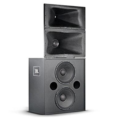 JBL Three-Way Bi-Amplified/Passive ScreenArray�� Cinema Loudspeaker System