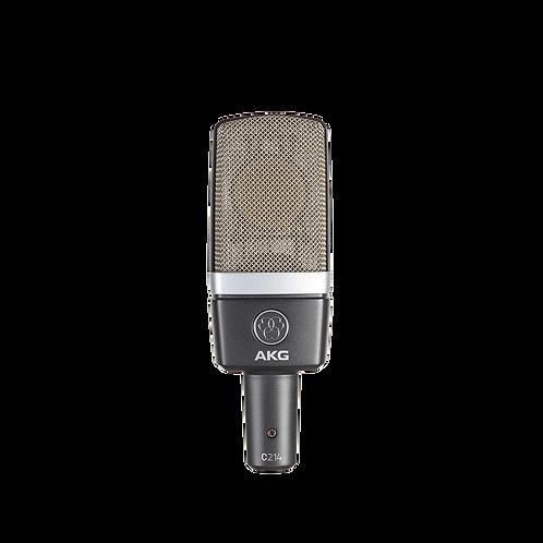 AKG Large diaphragm studio microphone based on