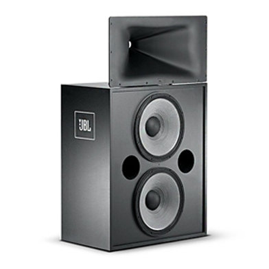 JBL Two-Way ScreenArray_� Cinema Loudspeaker System