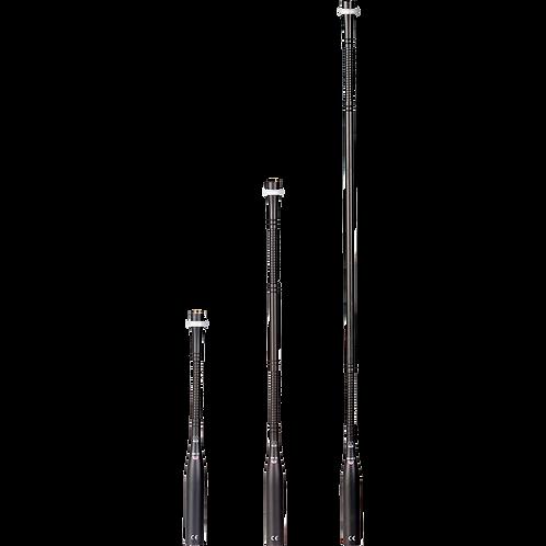 AKG Rugged 30 cm gooseneck with integrated 5-pin XLR connector & phantom