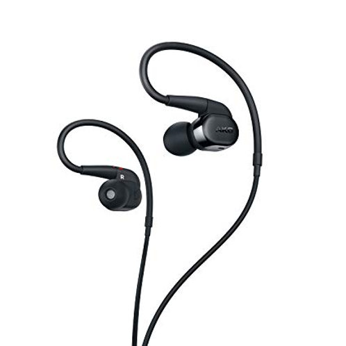 Hi-Res in-ear headphones with customizable sound