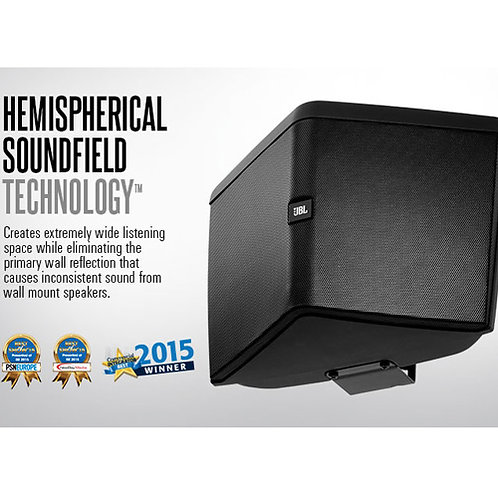 """JBL Control HST Wide-Coverage Speaker with 5-1/4"""" LF,"""