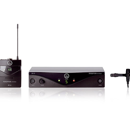 AKG Perception Wireless 45 Presentation Set Wireless Microphone System