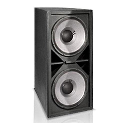 """JBL PD5125-WRX High Output Dual 15"""" Low Frequency Loudspeaker"""