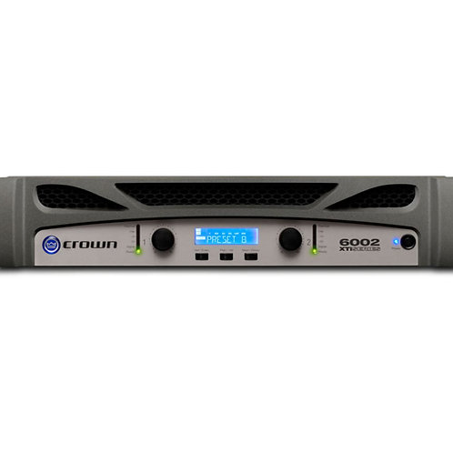 Crown XTi6002 Two-channel, 2100W at 4�� Power Amplifier