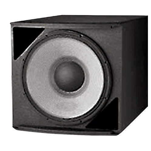 "JBL ASB6118 High Power Subwoofer 1 x 18"" 2242H SVG_� Driver"