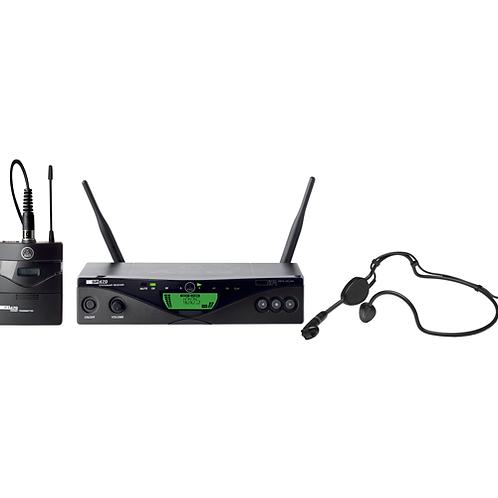 AKG WMS470 SPORTS SET BD5-A 50mW -Wireless Bodypack Microphone System