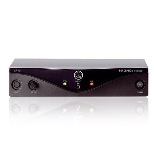 AKG Receiver, Perception Wireless 45 single component