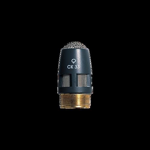 AKG Screw-on cardioid microphone capsule module,